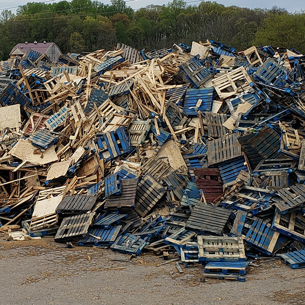Pallet and Skid Disposal and Recycling