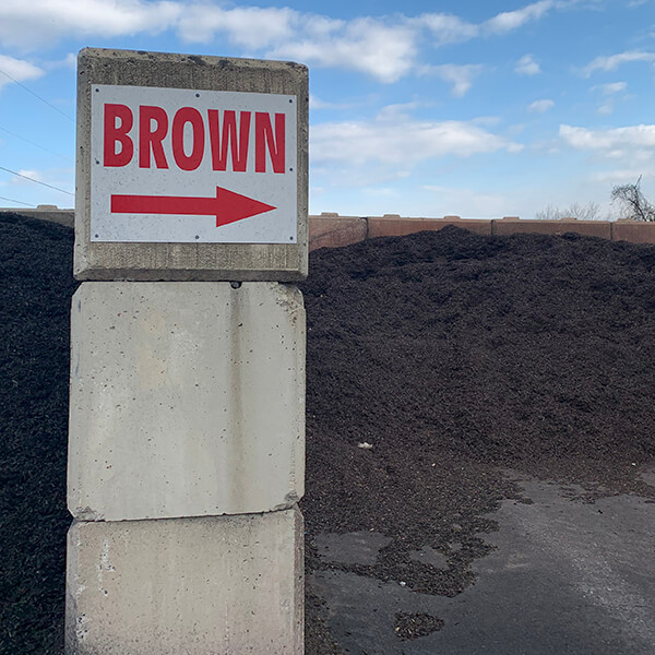 Spring Valley Commercial Mulch Sales