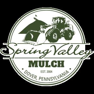 Spring Valley Mulch Round Logo